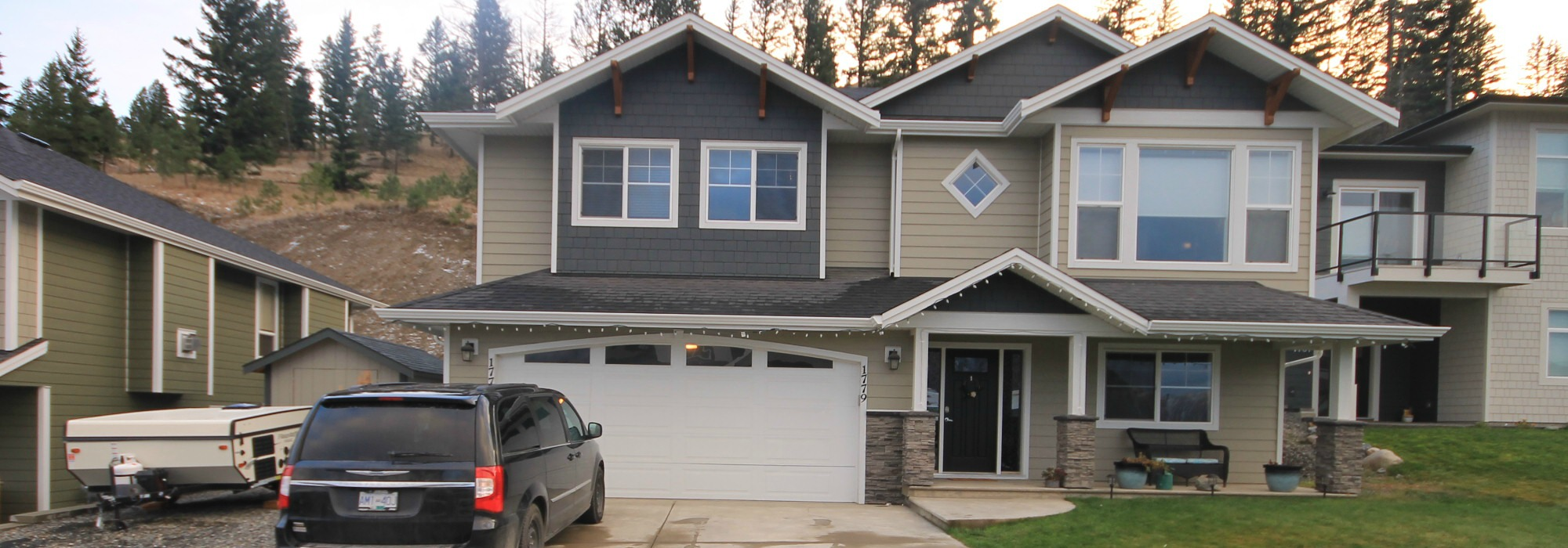 Beautiful 3 Year Old Family Home with Suite – 1779 Galore Place