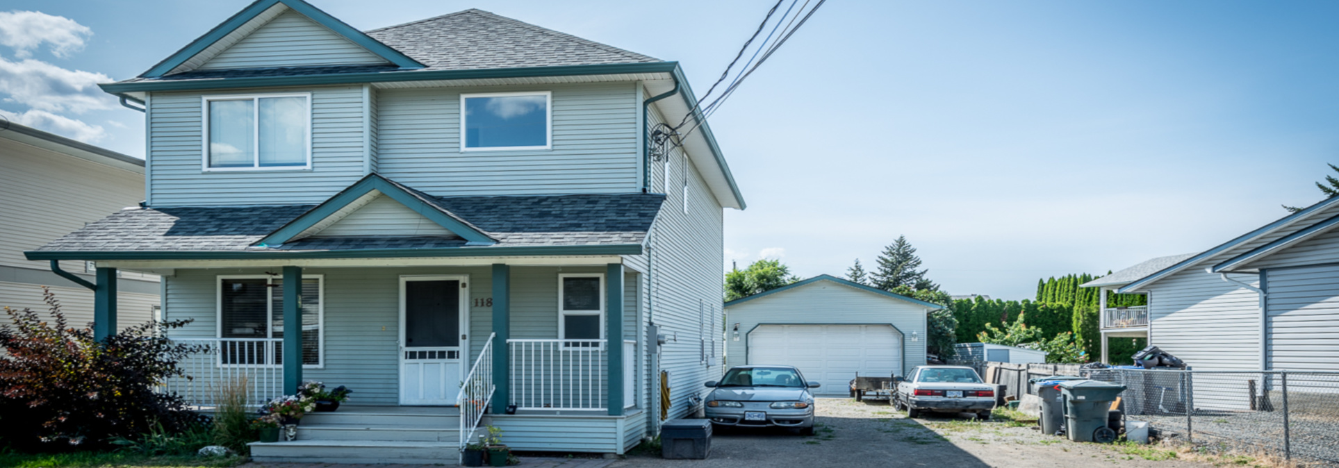 Home in Brock with Detached Shop and In-Law Suite