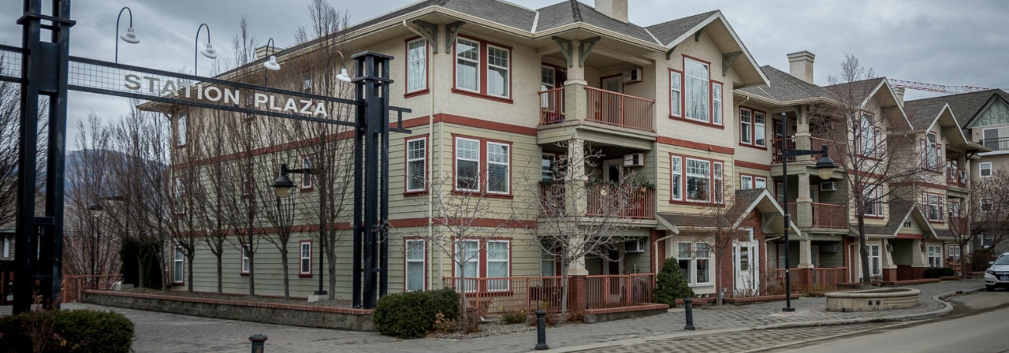 Updated Condo Downtown – 103-510 Lorne Street