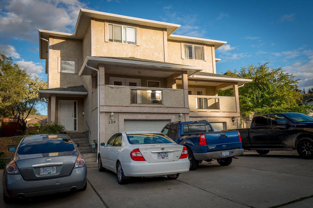 Half Duplex with In-Law Suite in the West End – 139 Fernie Place